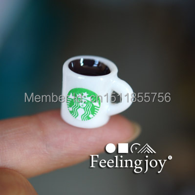 Kawaii Cute Toy Food Mini Model An Rement 1 12 Starbucks Coffee Cup In Building Kits From Toys Hobbies On Aliexpress Alibaba Group