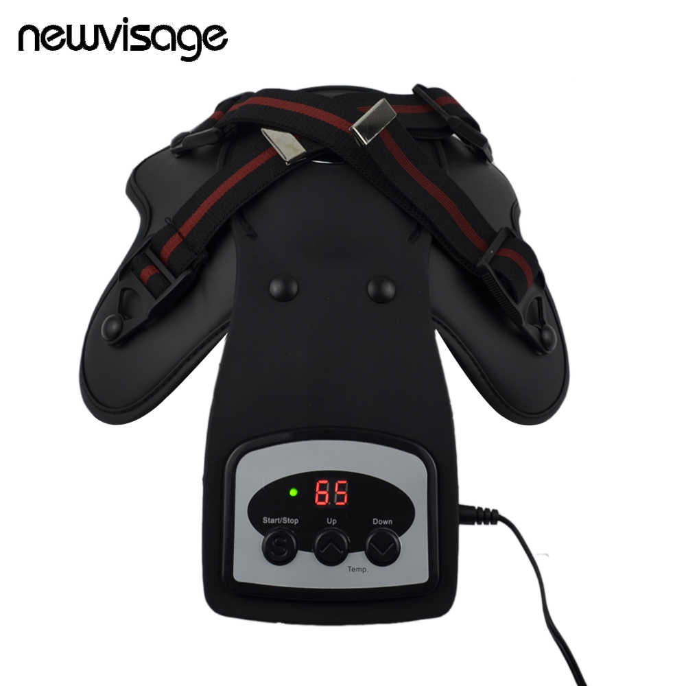 Fizyoterapi makinesi uzak kızılötesi ısı tedavisi manyetik dirsek omuz artrit titreşim masajı diz eklemi ağrı kesici ürün