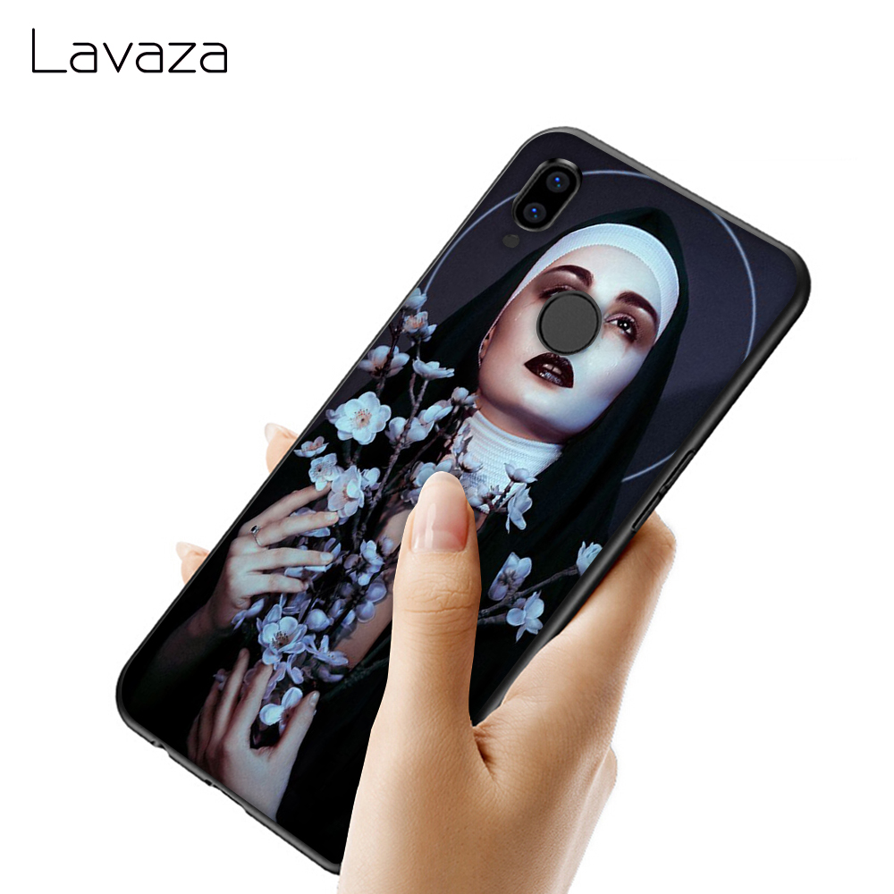 Lavaza Sister Nun Soft Case for Huawei Y7 Prime Y9 Y6 2018 Nova 3 3i for Honor 7A 8X 8C 8 9 10 Lite TPU Cover in Fitted Cases from Cellphones Telecommunications