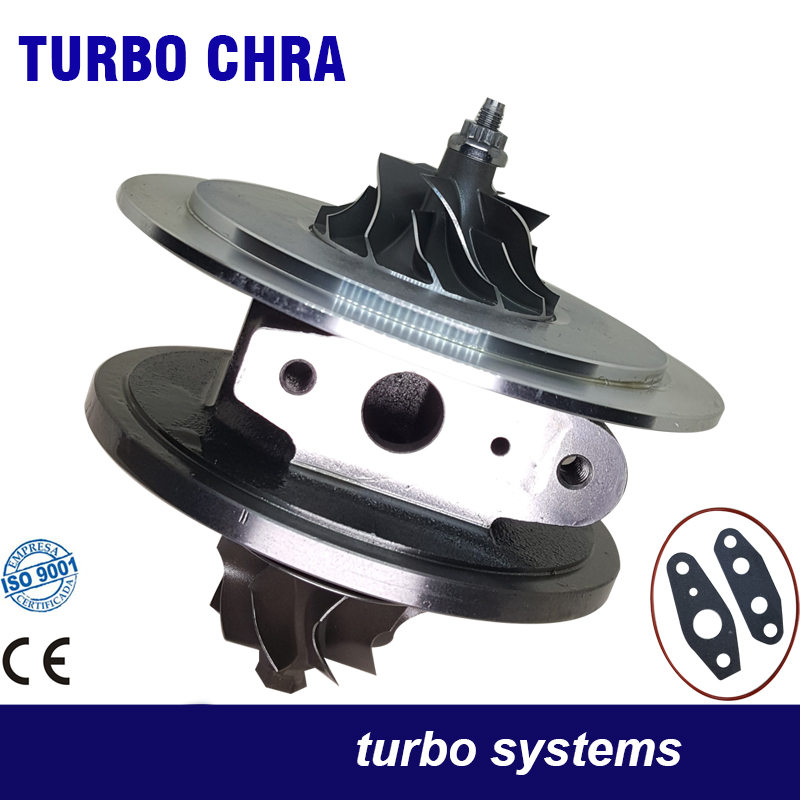 GT1749V Turbo cartridge 727210 Turbocharger chra core for Toyota Avensis Corolla D-4D 81Kw 85Kw 1CD-FTV 2002 2003