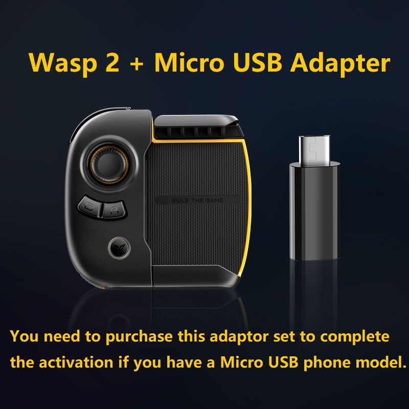 W2 and Micro Adapter