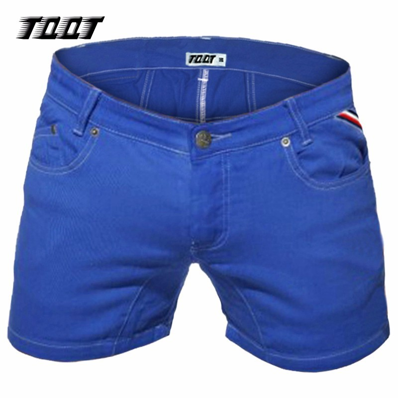 TQQT Shorts Men Midweight Denim Shorts Zipper Fly Short Washed Vintage Bermuda Jeans Male Low Waist Fashion Short Jeans 5P0602
