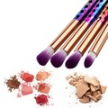 Panal Multicolor maquiagem Pinceles de maquillaje Corrector Fundación Polvo Highlighter Desnuda Sombra de Ojos Palatte 12 UNIDS Belleza