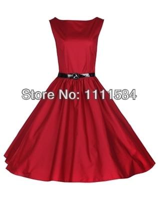 Kleid im 50er jahre stil
