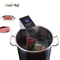 ITOP Sous Vide плита низкая температура пособия по кулинарии машины еда процессор циркулятор чистый вареный стейк медленно