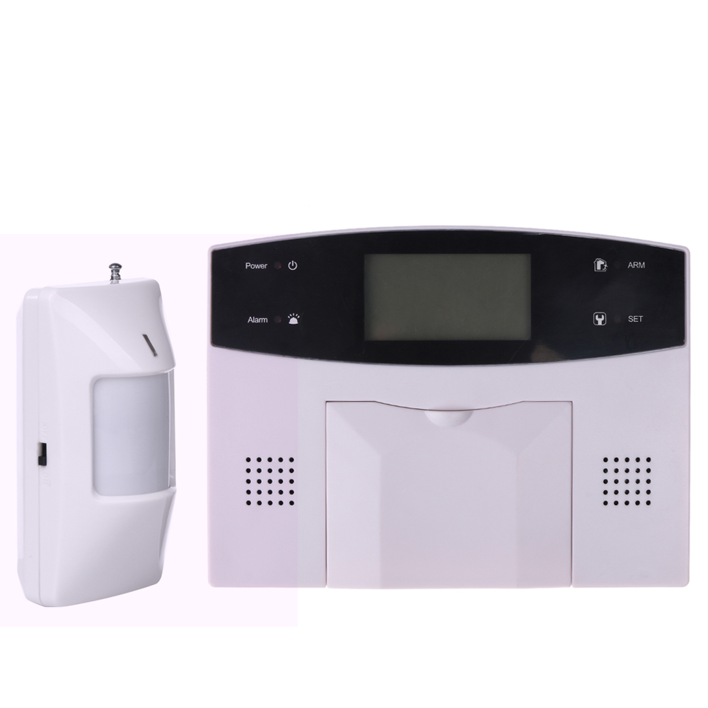 LCD Keyboard Voice dual-wire Wireless SMS Home GSM Alarm system House intelligent auto Burglar Door Security Alarm Systems wireless gsm pstn auto dial sms phone burglar home security alarm system yh 2008a