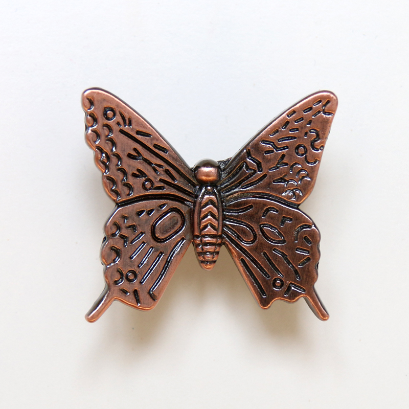 Butterfly Kitchen Cabinet And Drawer Pulls