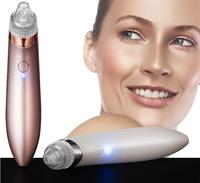 Blackhead Remove USB Charge Electric Vacuum Comedo Suction Pores Nose Scar Acne Cleaner Facial Dermabrasion Skin