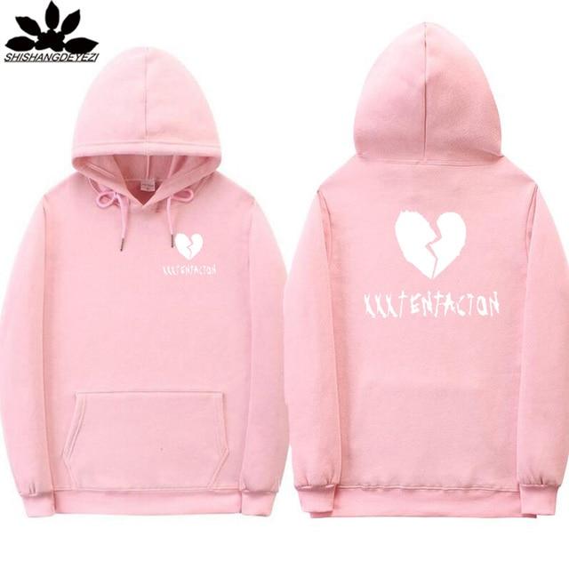 4b27df557da Streetwear Revenge Kill Fashion Hoodies Men Women Hip Hop XXXTentacion Sweatshirt  Vibes Forever Traksuit Fleece