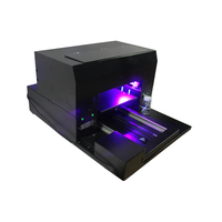Hot selling new fashion A3 size UV mobile phone TUP Flatbed printing machine