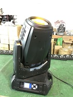 2 in 1 flight case Amazing effect 280W moving head light 10r beam spot wash 3 in 1 robe stage light for sale
