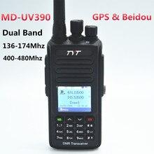Dual-Band MD-UV390 Two-Way-Radio/walkie-Talkie DMR Digital Mobile Waterproof Ctcss/dcs-Transceiver