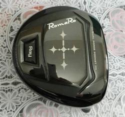 Playwell 2017 التيتانيوم ROMARO راي 2016 جديد أداة لعب الجولف رئيس 2016 شحن مجاني