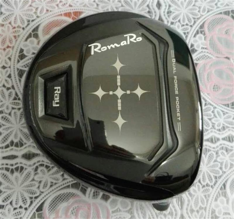 Playwell 2017 Titanium ROMARO RAY 2016 NEW golf driver head 2016 free shipping цены