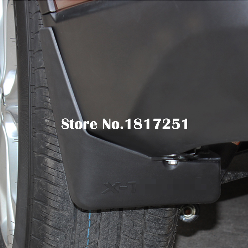 Estilo do carro Para nissan x-trail x trail t32 Mud Flaps Splash - Peças auto - Foto 3