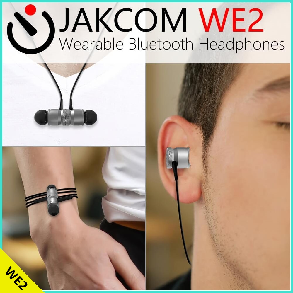 Jakcom WE2 Wearable Bluetooth Headphones New Product Of Tattoo Needles As Agulha font b Maquiagem b