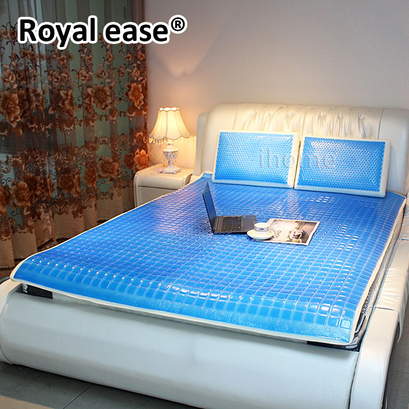 Gel Skin 2017 Soft Silicone Gel Mattress Summer Cooling Carpet