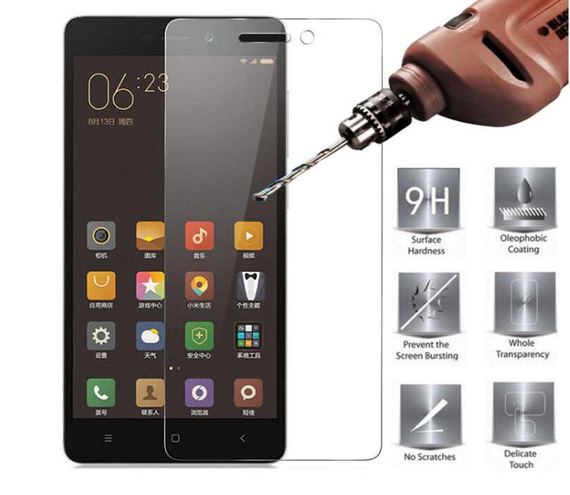 Screen-Protector Xiaomi Redmi Protective-Film Tempered-Glass 3S For 3-Pro 3x 2pack