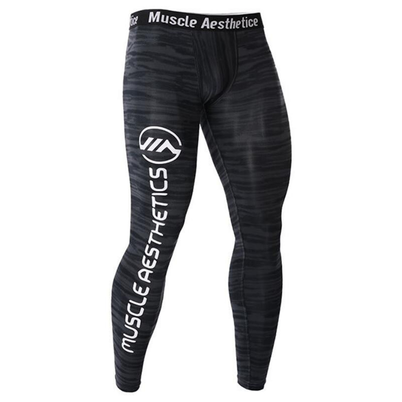 Compression Tight Pants Mens