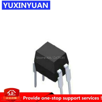 YUXINYUAN PC817 PC817C EL817 JC817 DIP-4 Optocoupler Optocoupler Can be purchased directly
