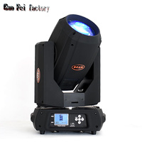 lyre touch 17R beam moving head 350W dmx stage lighting dj show equipment