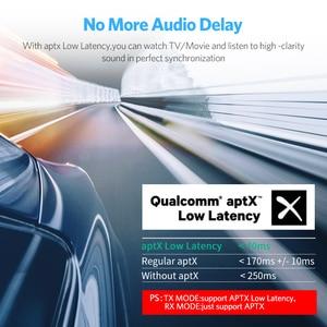 Image 5 - Ugreen Bluetooth Receptor transmisor aptx le Adaptador de Audio jack de 3,5mm PC Receptor AUX Bluetooth 4,2 de 3,5mm