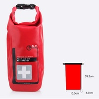 2016 New 2L Waterproof Empty Emergency Bag Medical Travel Dry Bag Rafting Camping Kayaking First Aid