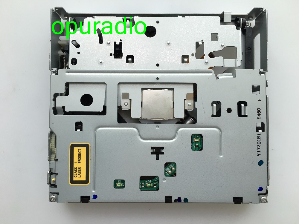 Free shipping Matsushita single CD mechanism loader pcb board E 9222 for Toyota Fit car CD