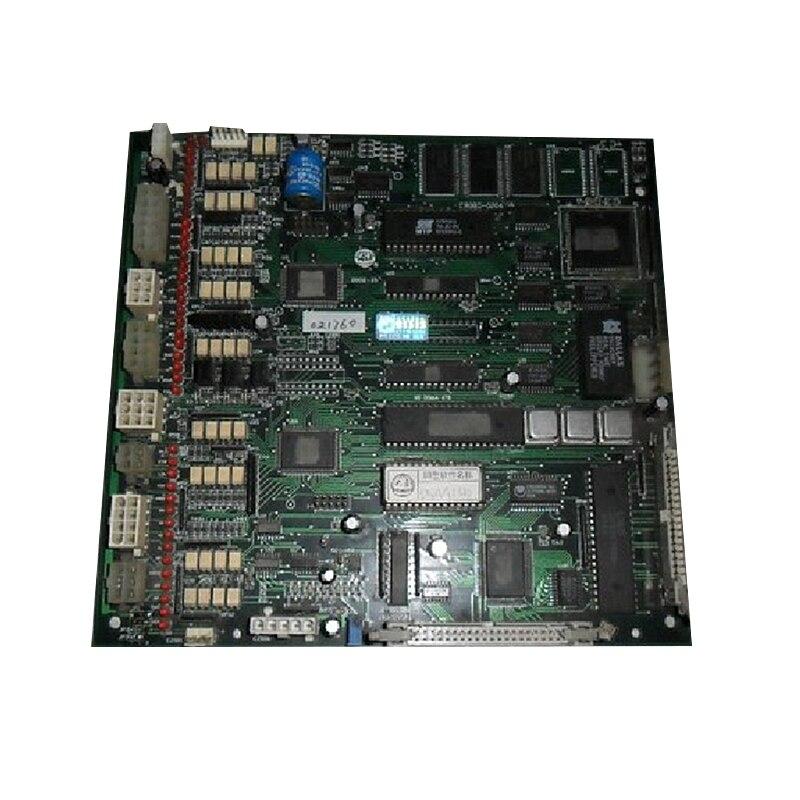Véritable Dahao CPU carte principale P/N E808 pour les machines à broder chinoises Feiya ZGM Haina etc/pièces de rechange de carte électronique