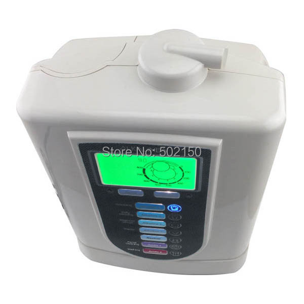 alkaline water ionizer 3 plate to change your daily drinking water to be healthy water цены онлайн