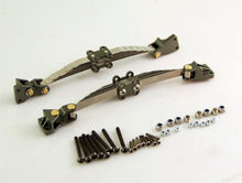 LNL Steel Leaf Type Suspension 1/14 Tamiya Truck(China)