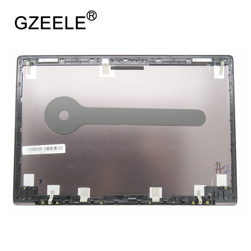 GZEELE NEW lcd top cover For ASUS UX303L UX303 UX303LA UX303LN Without touch screen LCD Back Cover top case new laptop for asus a53t k53u k53b x53u k53t k53t k53 x53b k53ta k53z top lcd plamrst cover bottom cover hinges speaker jack