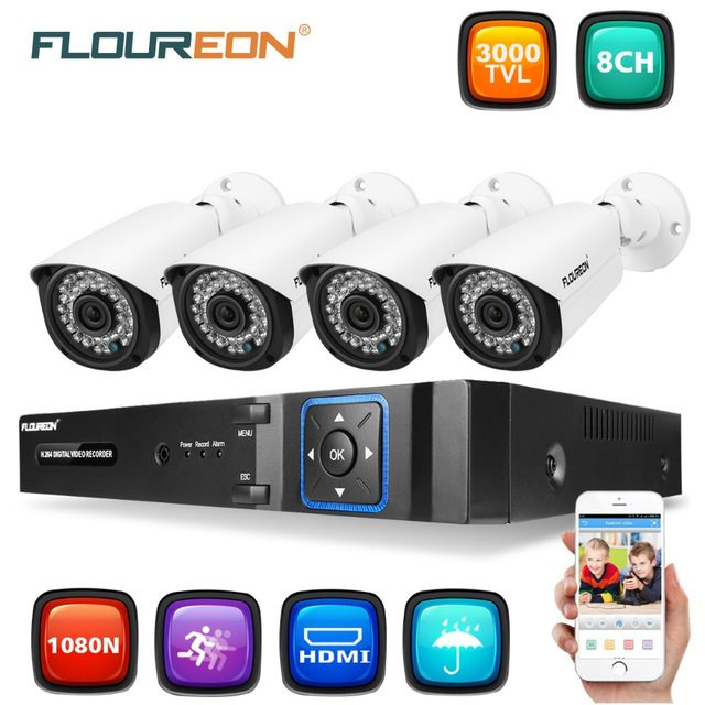 floureon high definition video recorder