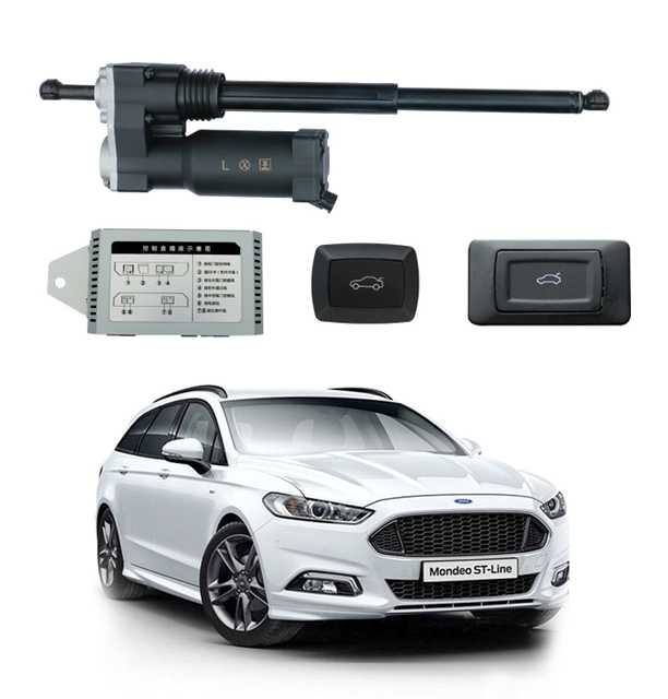 Better Smart Auto Electric Tail Gate Lift for Ford Mondeo 2015 model , very good quality, free shipping! hot selling!