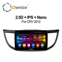 Ownice C500 10 1 Android 6 0 Octa 8 Core For HONDA CRV 2012 2013 2014
