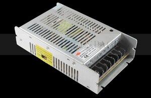 Image 3 - 10 sztuk/partia nowy model 240W 24V 10A sterownik przełączania zasilania dla taśmy LED AC 100 240V wejście do DC 24V dobrej jakości