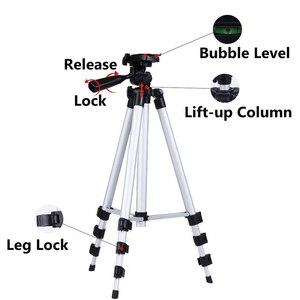 Image 1 - 35 100ซม.ขาตั้งกล้องกล้องผู้ถือโทรศัพท์มือถือMount Tripeขาตั้งคลิปสำหรับiPhone 11 12 Pro Max X XS 6 S 7 8 Plusบลูทูธ