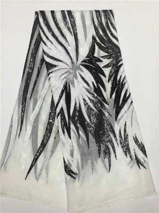 Французская сетчатая кружевная ткань 2018, высокое качество, золотой африканский тюль, кружевная ткань с блестками, красивая вышивка, блестки, ткань фиолетового цвета