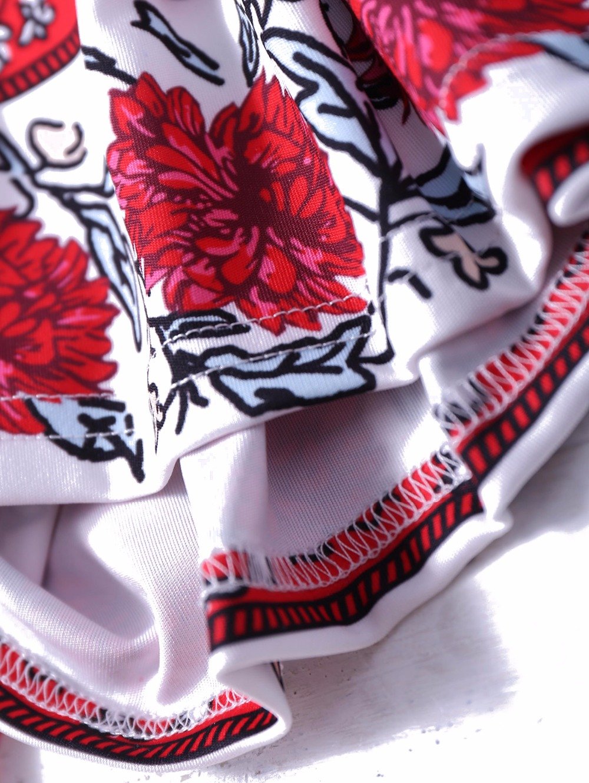 HTB1S15jPVXXXXXvXVXXq6xXFXXXV - Summer Women Suits Retro Rosemary Floral Crop Top Shorts Set JKP042