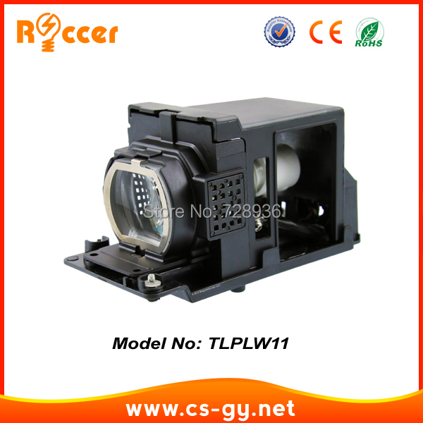Compatible Replacement Projector Lamp TOSHIBA TLPLW11 / TLP-LW11 1 400 jinair 777 200er hogan korea kim aircraft model