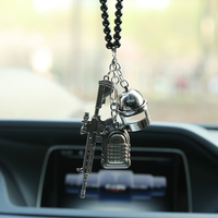 car accessories interior Inside Rearview Mirror Hanging Decoration