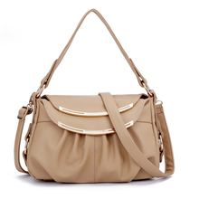 Weichen frauen des Echten Leders Handtaschen Totes Hohe Kapazität Casual Frauen Messenger Bags Crossbody Damen Umhängetasche Qualität
