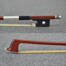 4/4 Size Stiff Pernambuco Material Violin Bow For Master Level! Sweet Tone , Top Level Quality Unbleached Mongolia Horse Hair!!