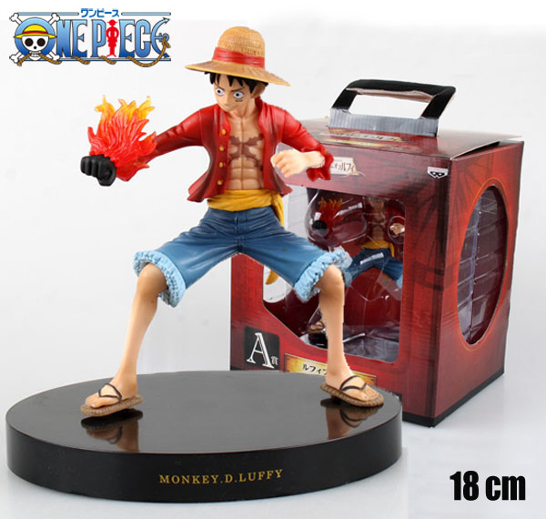 Free Shipping 7 One Piece Anime Monkey D Luffy Fist Gun Arm Busoshoku Haki Boxed 17cm PVC Action Figure Collection Model Doll humtto women s leather outdoor hiking trekking sneakers shoes for women purple sports climbing mountain shoes woman sneaker