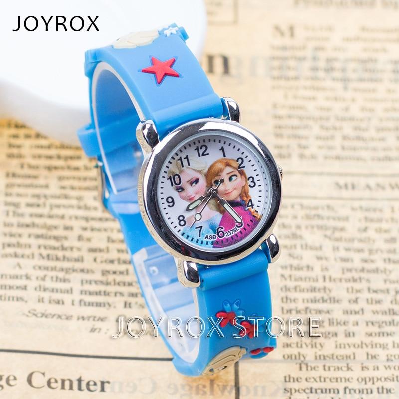 JOYROX Reloj deportivo de alta calidad para niños Elsa 2018 Hot - Relojes para niños - foto 3