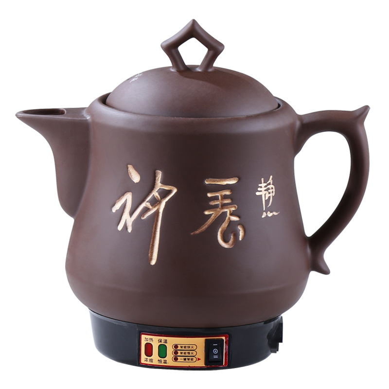 Electric kettle Automatic intelligent decoction kettles of Chinese medicine pot electrochemical electric sociology of medicine textbook