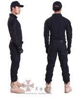Đồng phục quân đội chiến thuật ngụy trang áo chiến đấu chặt chẽ clan CS lĩnh vực áo khoác phù hợp với quần áo