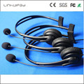 Linhuipad  10pcs Call Center Telephone Headset Noise Cancelling Headphone manufacture 2.5mm jack