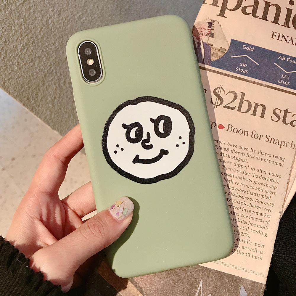 KIPX1076D_1_JONSNOW Couples Style Soft Case for iPhone 7 8 6S 6 Plus Silicone Case for iPhone X XR XS Max Cartoon Painted Back Cover