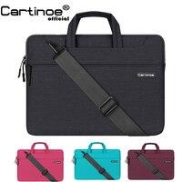 12 14 15 15.6 inch Laptop Tote Bag Women Men Handbag Shoulder Bag for Macbook Pro Touchbar 13 15 Sleeve Case for Xiaomi Notebook